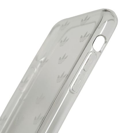 adidas Originals Cover - Trefoil - iPhone XR - Silver