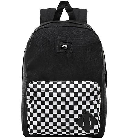 Vans Rygsæk - By New Skool - Black/Checker