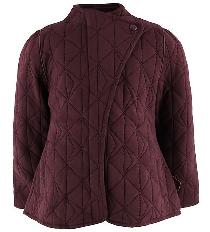 byLindgren Termojakke m. Fleece - Aud - Dark Heather