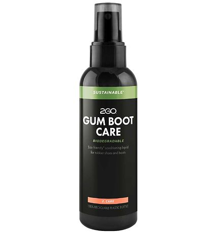 2GO Skopleje - 150 ml - Step 2 - Gum Boot Care