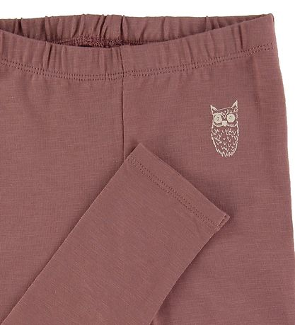 Soft Gallery Leggings - Paula - Soft Owl - Burlwood