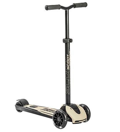 Scoot and Ride Highway Kick 5 - LED - Ash