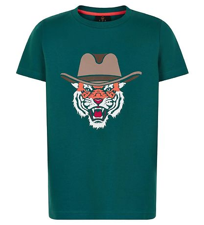 The New T-shirt - Timothy - Jasper m. Tiger
