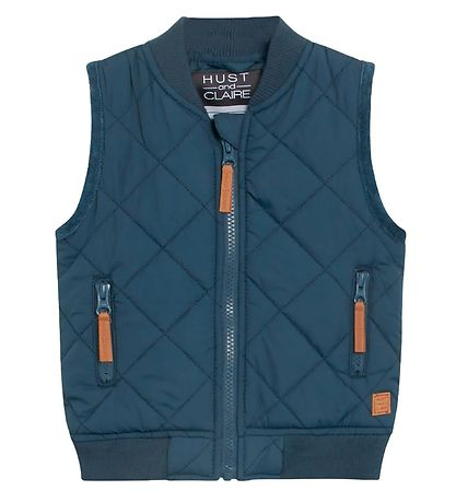 Hust and Claire Termovest - Eddy - Navy