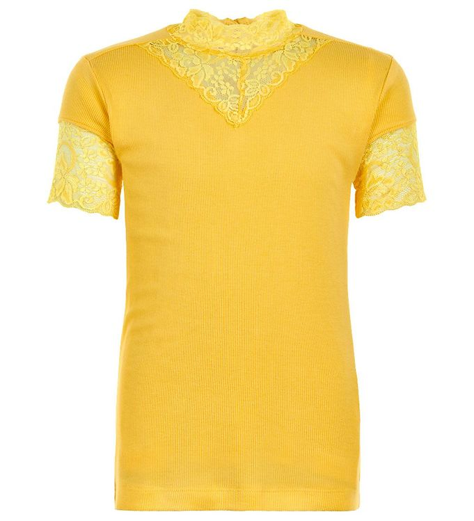 Image of The New T-shirt - Olace - Primrose Yellow (CA338)