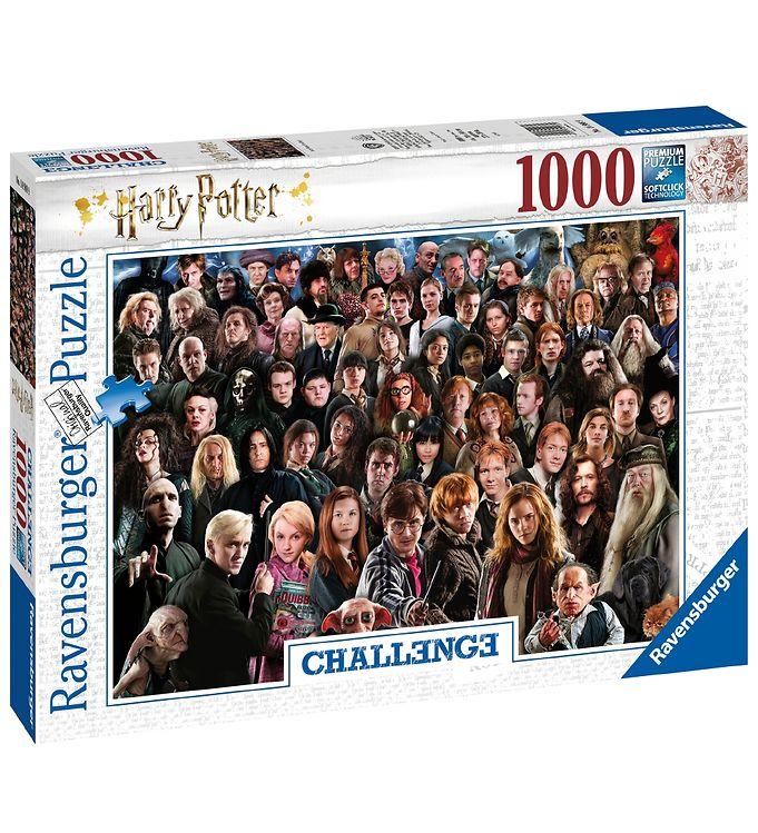 Image of Ravensburger Puslespil - 1000 Brikker - Harry Potter (CA414)