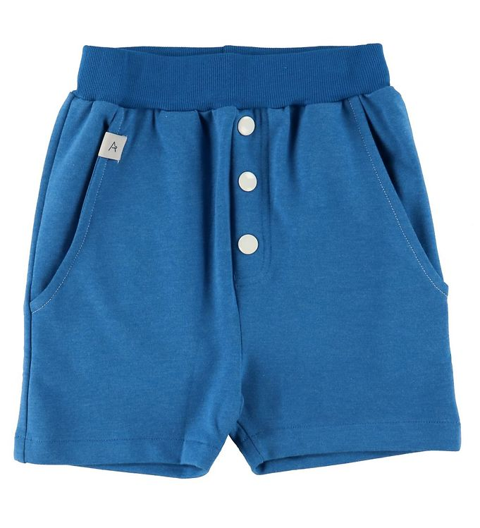 Image of AlbaBaby Shorts - Mike - Snorkel Blue (CA461)