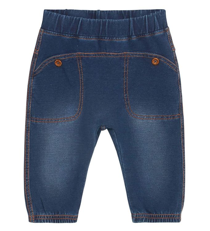 Image of Hust and Claire Jeans - Tom - Navy (CA490)