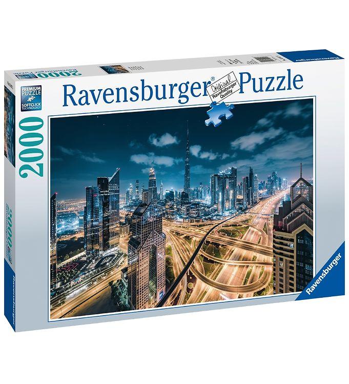 Image of Ravensburger Puslespil - 2000 Brikker - Dubai (CA510)