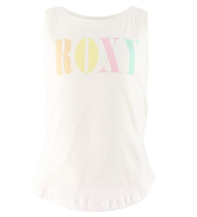 Image of Roxy Tanktop - There Is Life - Hvid (CA918)