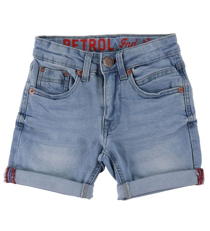 Image of Petrol Industries Shorts - Bullseye - Bleached (CB123)