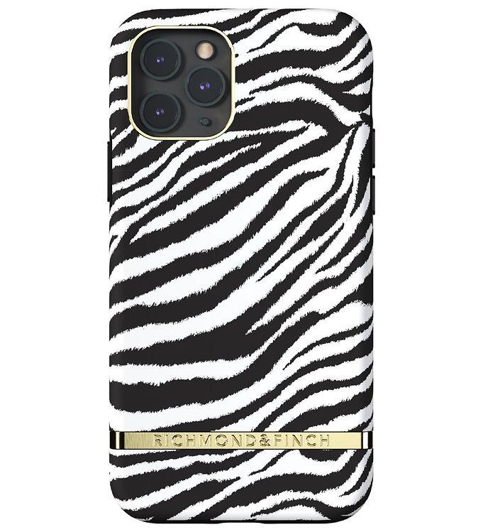 Image of Richmond & Finch Cover - iPhone 11 Pro - Zebra (CB577)