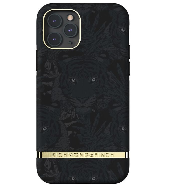 Image of Richmond & Finch Cover - iPhone 11 Pro - Black Tiger (CB578)