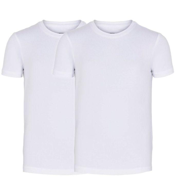 Image of JBS T-shirt - 2-pak - Bambus - Hvid (CB661)