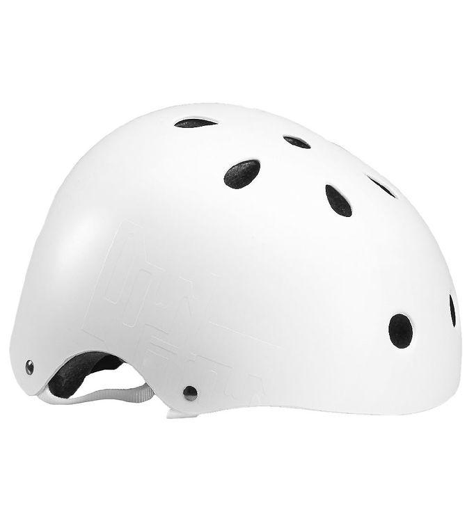 Image of Rollerblade Hjelm - Downtown Helmet - Hvid/Sort (CD465)