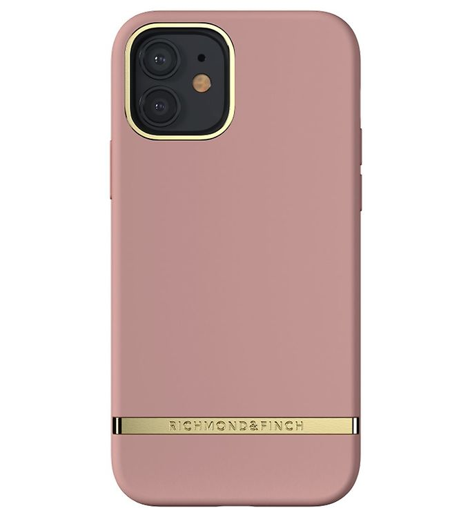 Image of Richmond & Finch Cover - iPhone 12/12 Pro - Dusty Pink (CD708)