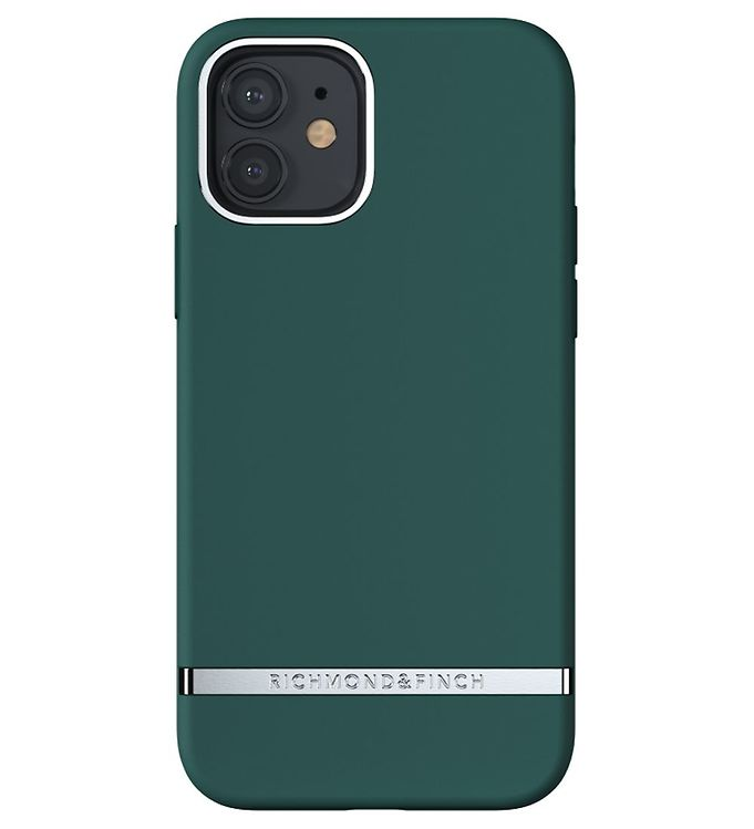 Image of Richmond & Finch Cover - iPhone 12/12 Pro - Forest Green (CD713)
