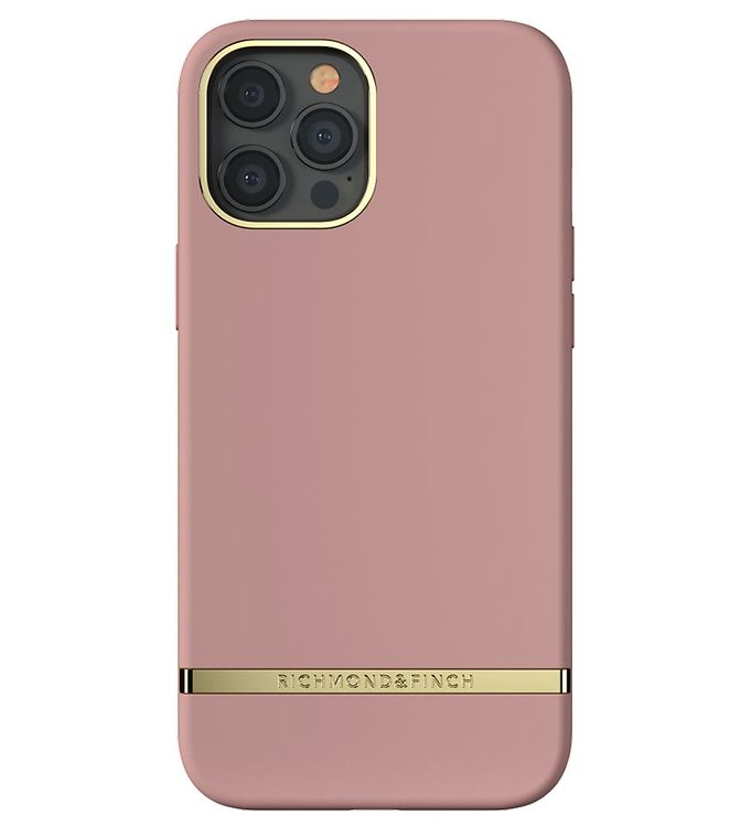 Image of Richmond & Finch Cover - iPhone 12 Pro Max - Dusty Pink (CD715)