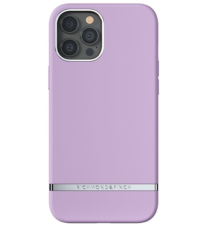 Image of Richmond & Finch Cover - iPhone 12 Pro Max - Soft Lilac (CD717)