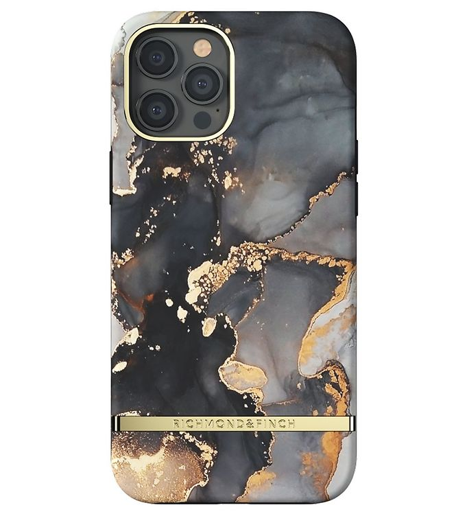 Image of Richmond & Finch Cover - iPhone 12 Pro Max - Gold Beads (CD718)