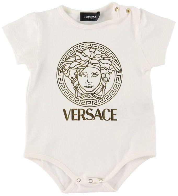 Image of Versace Body k/æ - Medusa - Hvid/Guld (CD750)