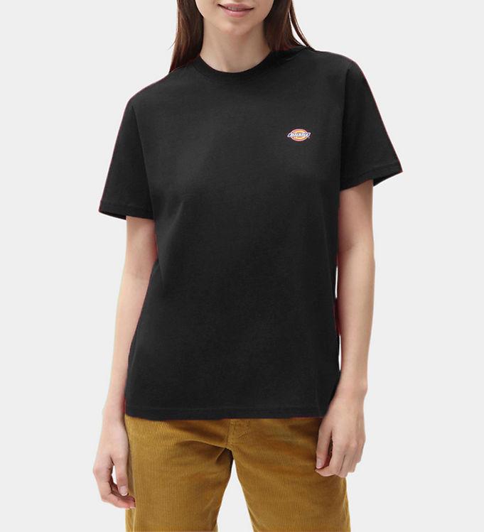 Image of Dickies T-shirt - Mapleton - Sort (CD818)