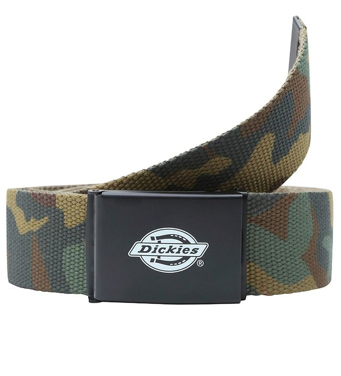 Image of Dickies Bælte - Orcutt - Army Camouflage (CD828)