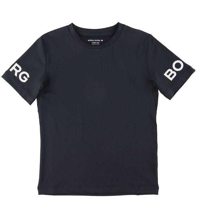 Image of Björn Borg T-shirt - 1P Junior - sort (CD950)