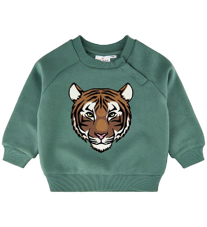 Image of The New Siblings Sweatshirt - Aiden - Dark Forest (CE615)