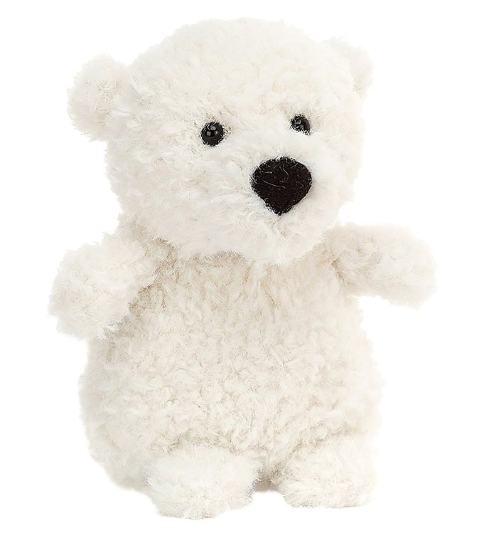 Image of Jellycat Bamse - 12x7 cm - Wee Polar Bear (CF160)