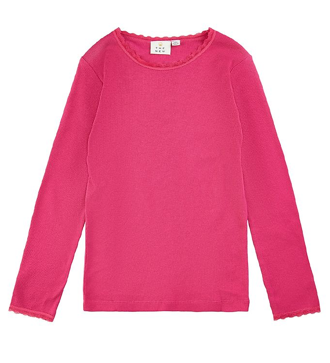 Image of The New Bluse - Bailey - Magenta (CG066)