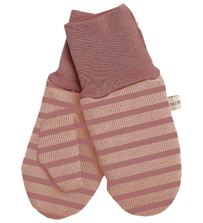 Racing Kids Luffer – Uld/Bomuld – Wild Rose/Dusty Rose
