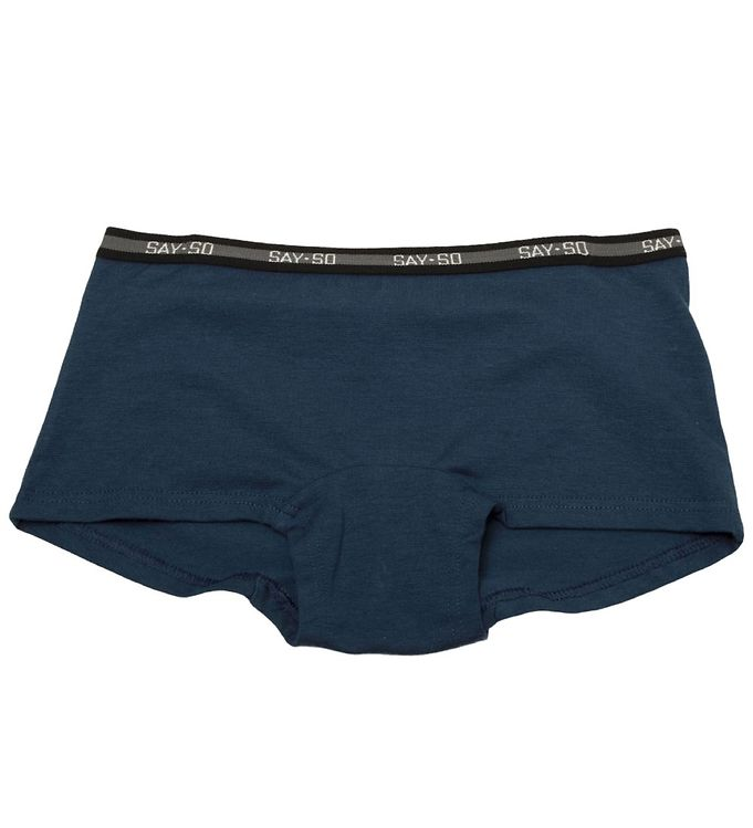 Image of Say-So Hipsters - Navy (DB329)