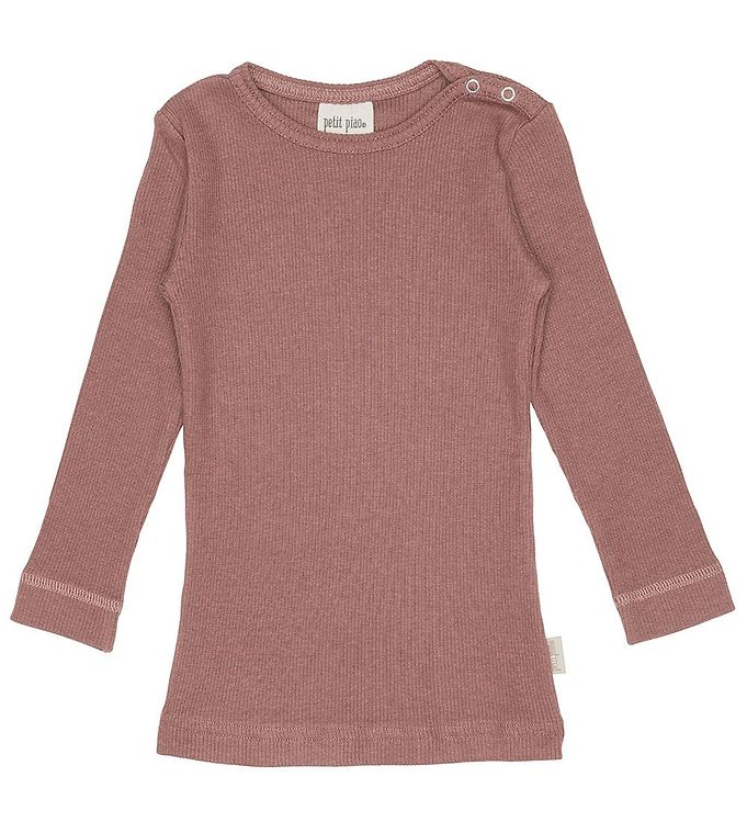 Image of Petit Piao Bluse - Modal - Dusty Rose (DB762)