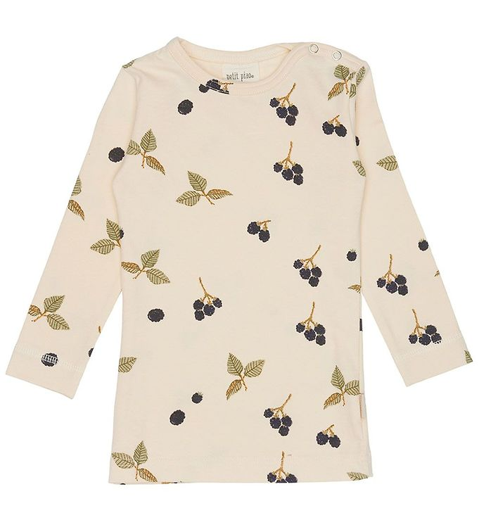 Image of Petit Piao Bluse - Blackberry (DB764)