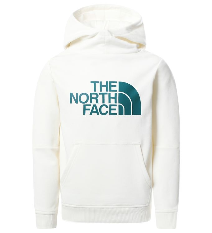 Image of The North Face Hættetrøje - Drew Peak - Gardenia White (DB968)