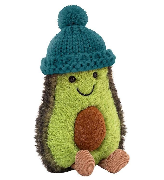 Image of Jellycat Bamse - 15x8 cm - Amuseable Cozi Avocado Teal (DE142)