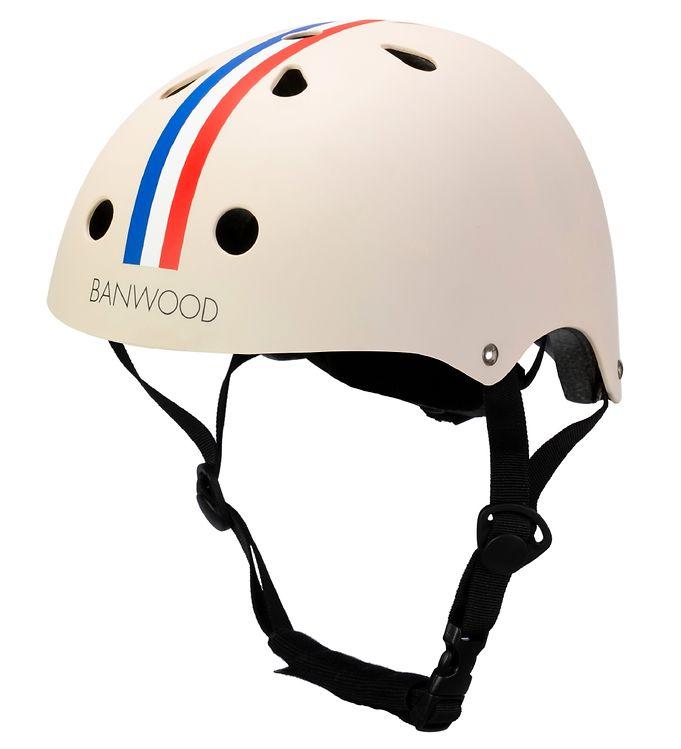 Image of Banwood Cykelhjelm - Classic - Stripes (EA005)