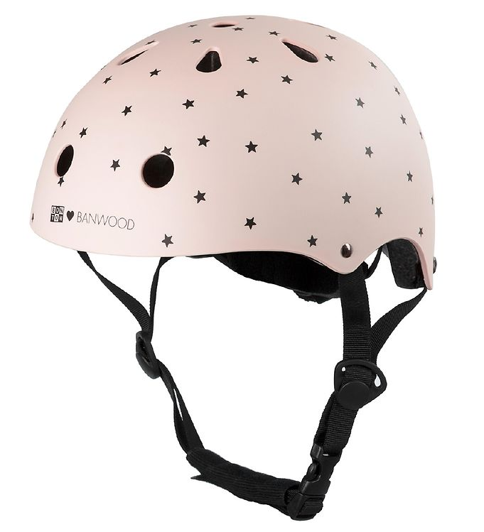 Image of Banwood Cykelhjelm - Classic - Matte Pink (EA006)