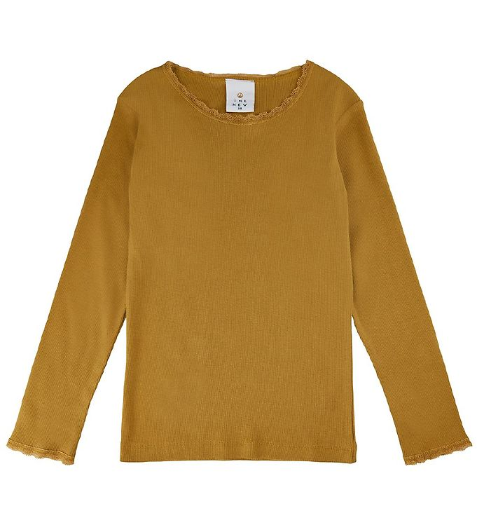 Image of The New Bluse - Bailey - Harvest Gold (EA221)