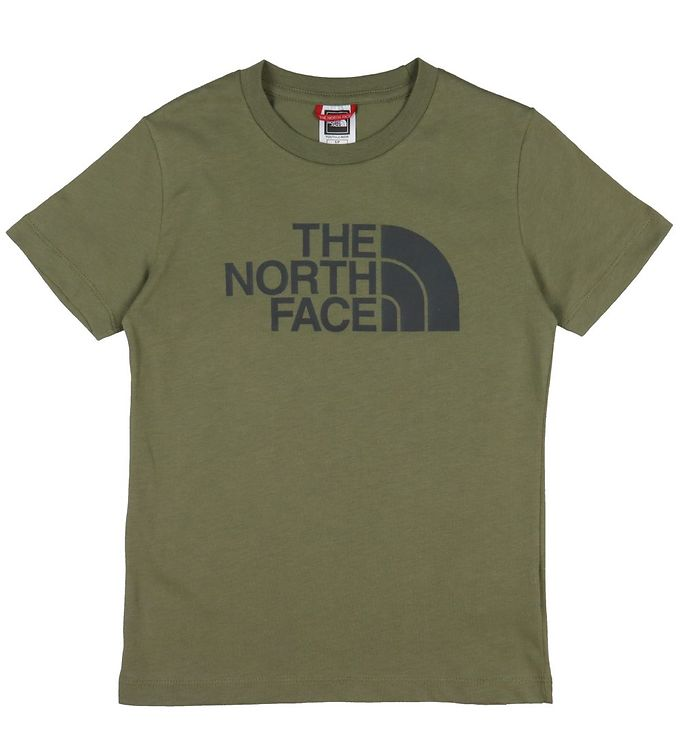 Image of The North Face T-shirt - Easy - Olive Green (EA406)