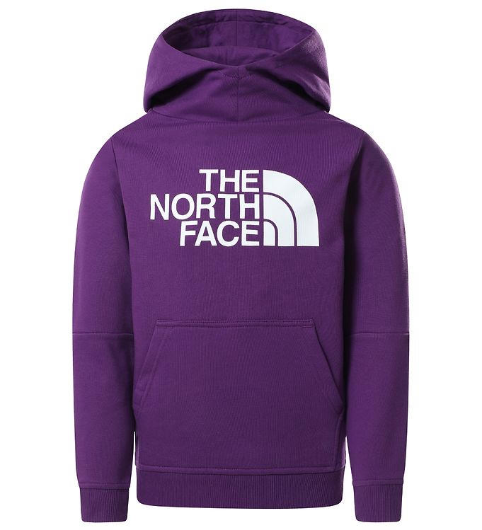 Image of The North Face Hættetrøje - Drew Peak - Gravity Purple (EB736)