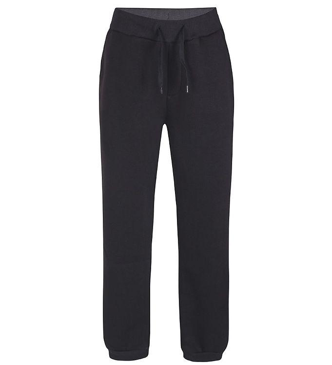 Image of Bruuns Bazaar Sweatpants - Thor - Sort (EB750)