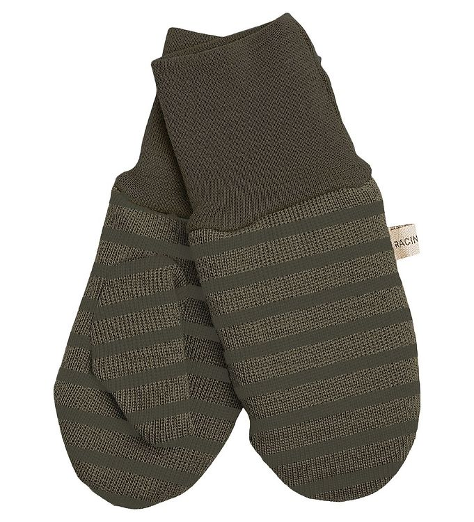 Racing Kids Luffer – Uld/Bomuld – Forest Green/Turtle