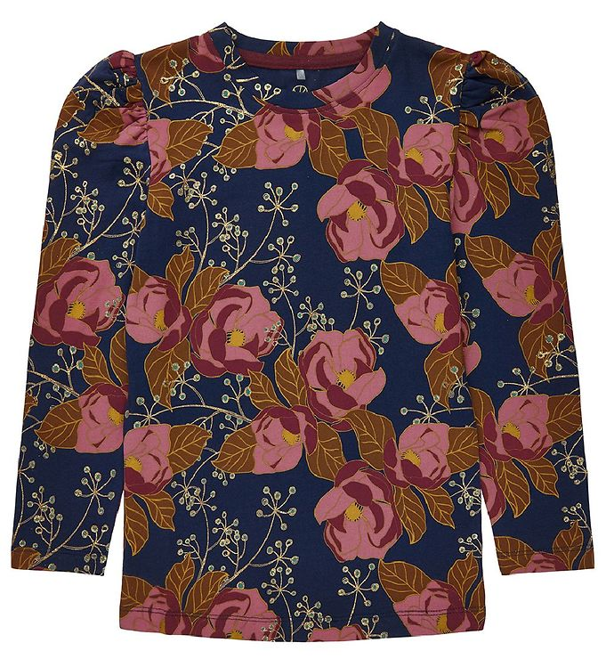 Image of The New Bluse - Valencia - Big Flower (EC068)