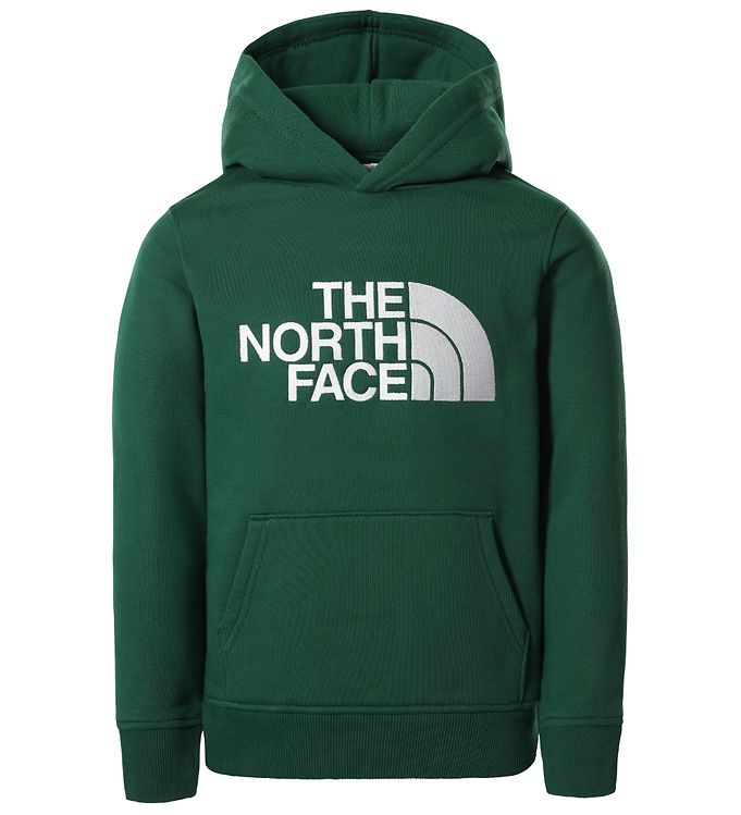 Image of The North Face Hættetrøje - Drew Peak - Night Green (EC214)