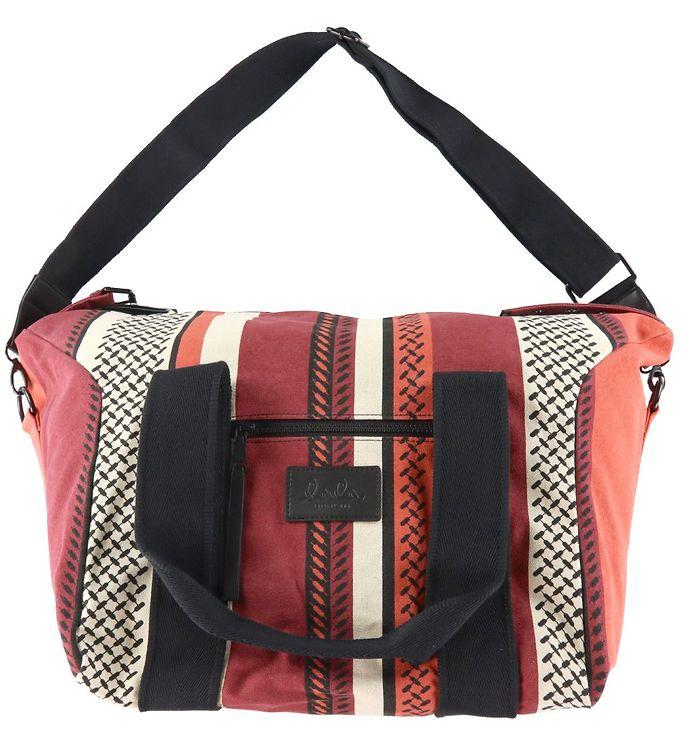Image of Lala Berlin Taske - Big Bag Muriel - Paprika (EC794)