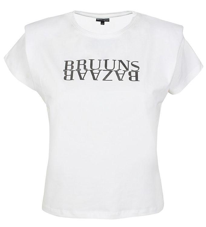 Image of Bruuns Bazaar T-Shirt - Jofrid - Off White (EC919)