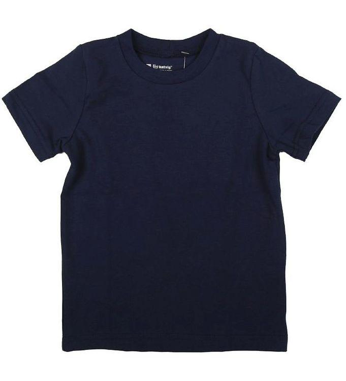 Billede af Katvig One T-shirt - Marineblå