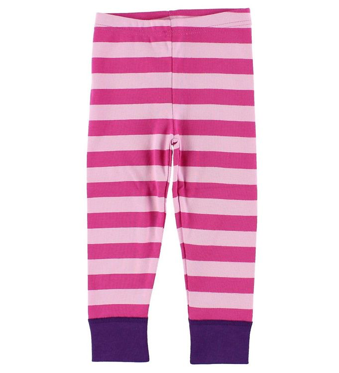 Image of Katvig Leggings - Pink/Lyserødstribet (HT282)